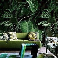 Lzhenjiang Wandbilder Die Asiatische Grüne Pflanzen Wallpaper Esszimmer Schlafzimmer  Wohnzimmer Hintergrund Tapete Hand Wandmalereien Von Tropischen