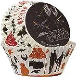 Standard Baking Cups-Star Wars 50/Pkg