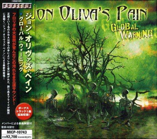 Global Warning by Jon Oliva's Pain (2008-06-25)