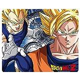 Dragonball Z - Mausmatte Mauspad - Son Goku & Vegeta - 23 x 19 cm