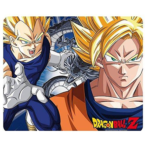Gohan Kostüm Piccolo - Dragonball Z - Mausmatte Mauspad - Son Goku & Vegeta - 23 x 19 cm
