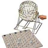 """Bingo - Institutional 15"""" Cage Set by Standard Games"""