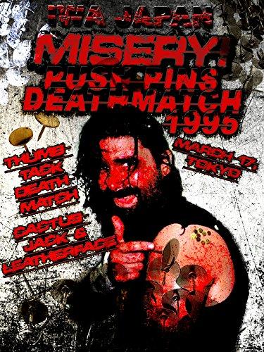 IWA JAPAN: Misery! Push-Pins 1995 [OV] Av-pin Jack