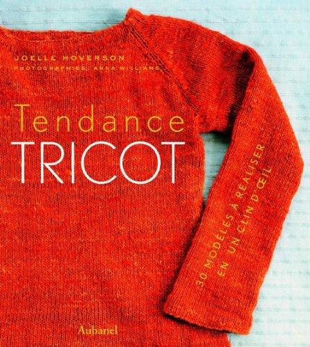 Tendance tricot : 30 modèles à réaliser en un clin d'oeil