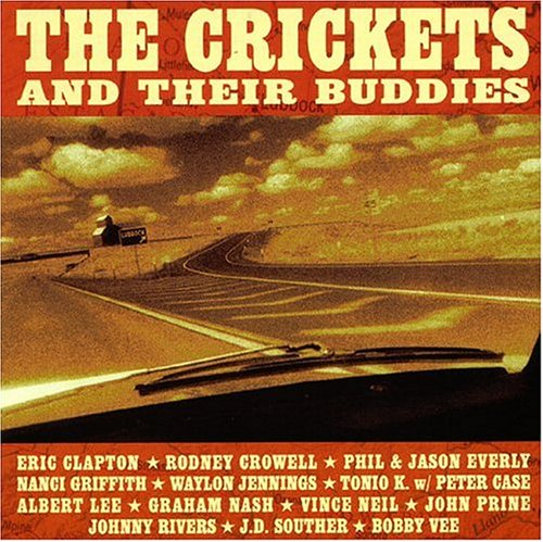 Crickets & Their Buddies [DVD-AUDIO]