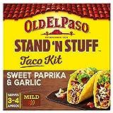 Tenez-'n' Stuff Tacos stand à relever le défi de la création d'un grand Taco avec nos stands à fond plat 'n' Stuff Tacos! Ils sont spécialement conçus pour se défendre de sorte que vous pouvez obtenir sur la partie la plus amusante - les charger avec...