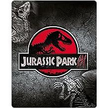 Jurassic Park III Steelbook (Blu-ray) édition limitée zavvi exclusive