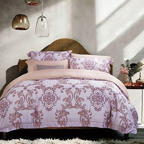 Upscale cotone raso cotone 80 di lusso biancheria da cavallo di quattro , D , 200*230 quilt