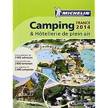 Camping & Hòtellerie De Plein Air France (Guías Temáticas)