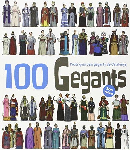 Expositor Cultura Popular - El Cep i la Nansa edicions: 100 Gegants. Volum 2. Petita Guia dels Gegants de Catalunya: 3 (Figures de Festa)