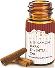 Mesmara 100% Pure Natural and Undiluted Cinnamon Bark Essential Oil, 15ml