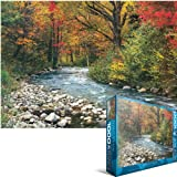 Eurographics Forest Stream Jigsaw Puzzle 1000 Pieces 19.25