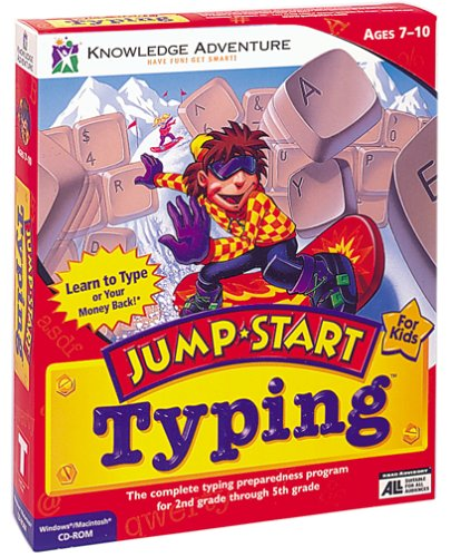 JumpStart Tipping B43 PC
