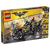 LEGO - 70917 - Batman Movie - Jeu de Construction - La Batmobile suprême