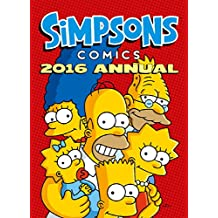 The Simpsons: Annual (Annuals 2016)