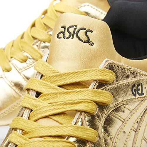 ASICS GEL-LYTE III GOLD gold-gold