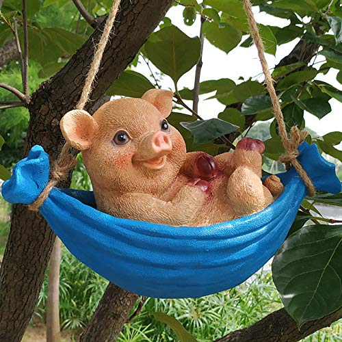 OYBB Ornaments Statues Small Animals Swinging In The Sky, Hanging Ornaments, Shopping Malls, Garden Garden Decorations, Branches, Wall Ceilings, Pendants