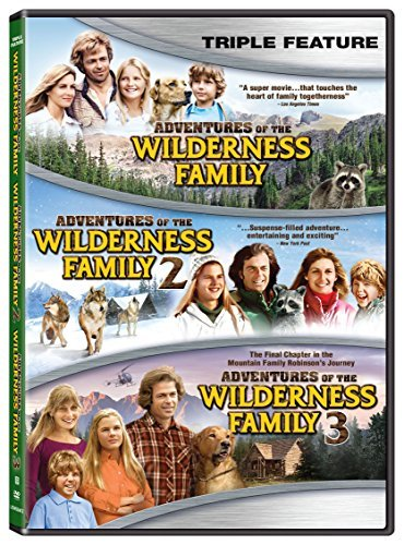 The Adventures Of The Wilderness Family Trilogy [DVD] by Robert Logan