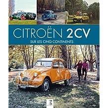 Citroën 2 CV sur les cinq continents