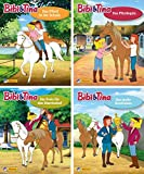 Nelson Mini-Bücher: 4er Bibi und Tina 25-28