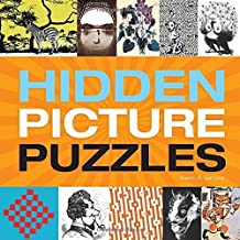 Hidden Picture Puzzles by Gianni A. Sarcone (2014-09-15)
