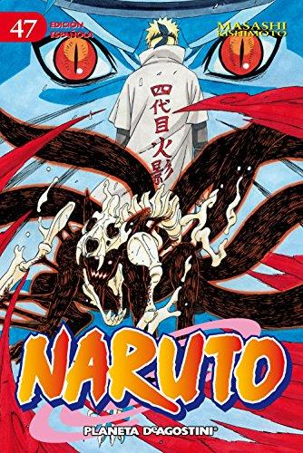 Naruto nº 47/72 (PDA) (Manga Shonen) por Masashi Kishimoto