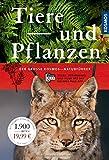 Der große Kosmos-Naturführer Tiere und Pflanzen