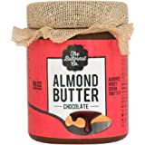 The Butternut Co. Almond Butter No-Sugar Chocolate, 200 gm (No Refined Sugar, High Protein, 100% Natural)