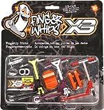 Finger Whips X3 Triple Pack
