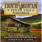 Country Mountain Tributes: Songs of Johnny Cash by Jim Hendricks (2010-06-29)
