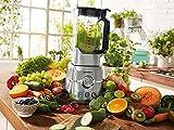 SILVERCREST® 2,7 PS Edelstahl Power Standmixer Mixer Blender