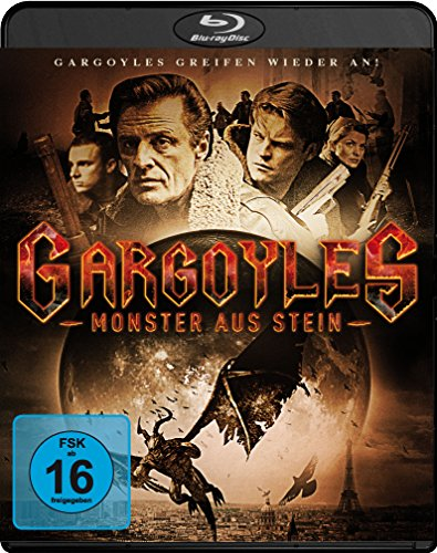 Gargoyles - Monster aus Stein [Blu-ray]