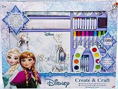 Frozen - Diseña y crea de Frozen