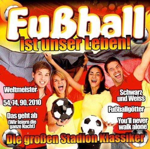 Fußball Ist Unser Leben-die Großen Stadion Klass