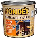 Bondex Dauerschutz-Lasur Oregon Pine/Honig 2,50 l - 329915