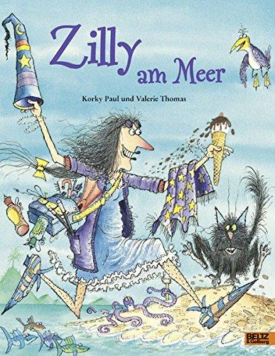 Preisvergleich Produktbild Zilly am Meer: Vierfarbiges Bilderbuch