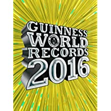 Guinness World Records 2016 (English Edition)