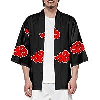 Silver Basic Donna Maglietta Naruto Cosplay Vestiti Japanese Kimono