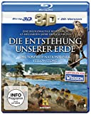 Die Entstehung unserer Erde: Der Yosemite Nationalpark - Yellowstone (History) [3D Blu-ray + 2D Version]