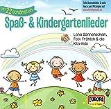 Die 22 schönsten Spaß- & Kindergartenlieder
