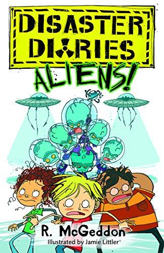 ALIENS!: Book 2 (Disaster Diaries)