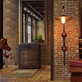 DEED Wall Lamp- Corridor Bedroom Retro Cafe Industrial Style Decorative Balcony Aisle Lighting Restaurant Bar Iron Pipes Wall Decorative Lights