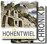1100 Jahre HOHENTWIEL - Das Paket: CHRONIK & BUCH: Der Berg im Fokus der Mächte Europas (Hegau-Bibliothek) - Dr. Roland Kessinger