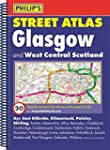 Philip's Street Atlas Glasgow and Wes...