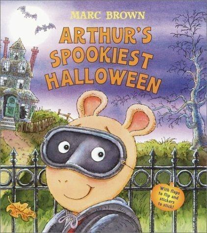alloween (Arthur Adventures) by Brown, Marc Tolon Brdbk edition (2003) ()