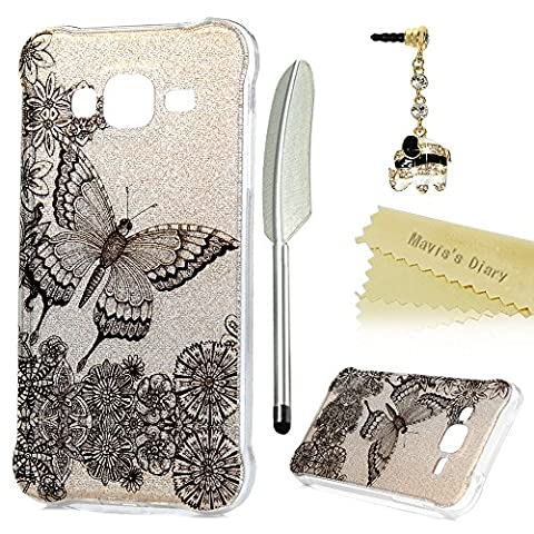Mavis's Diary Galaxy J3 Cover ,Samsung Galaxy J3 Case (2015/2016