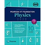 Pearson IIT Foundation Series Class 10 Physics|2020 Edition|By Pearson