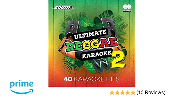Karaoke Entertainment Zoom Karaoke Cdg Ultimate Reggae Hits Vol 2-40 Classic Tracks On 2 Cd+g Discs 2019 New Fashion Style Online