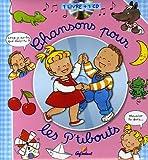 Chansons pour les P'tibouts (1CD audio)