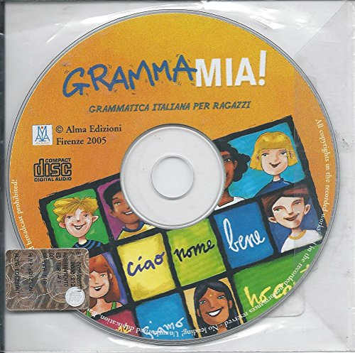 Grammamia! CD Audio